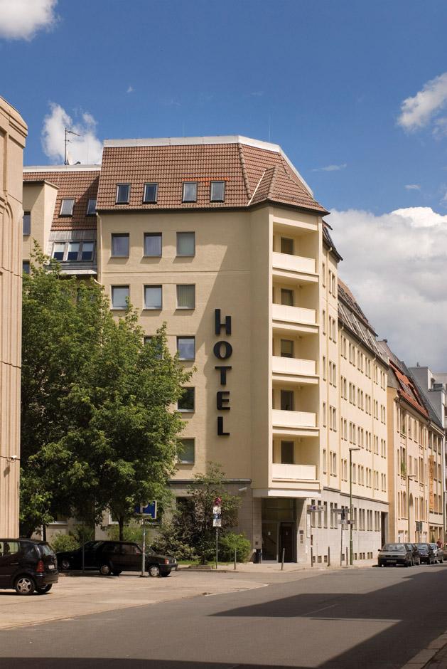 Berlin Hotel Dietrich Bonhoeffer Haus