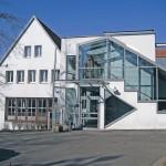 INT 129 Gästehaus am Mühlenberg Ansicht Gästehauseingang