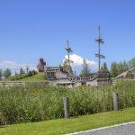 INT 154 Seeklause Piratenschiff HR 30 Park 2