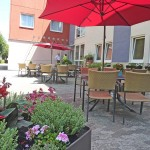 INT 18 Das Bad Peterstal Hotel - Terrasse