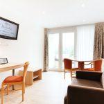 INT 214 Waldesblich KR 30 Zimmer 2 TV