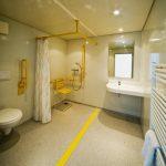 INT 280-0 AWO Ferienzentrum Oberhof AWOSANO Behinderten-Badezimmer 3