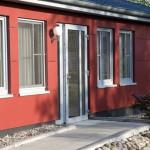 INT-327 FST A-Haus Eingang A4567