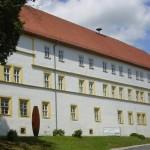 Schlosshotel Am Hainich Außenansicht